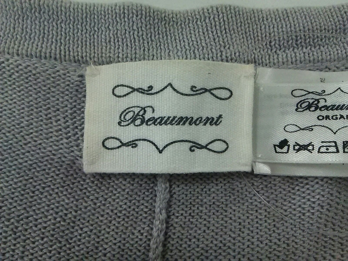 Beaumont Organic(ボーモント オーガニック)のベスト