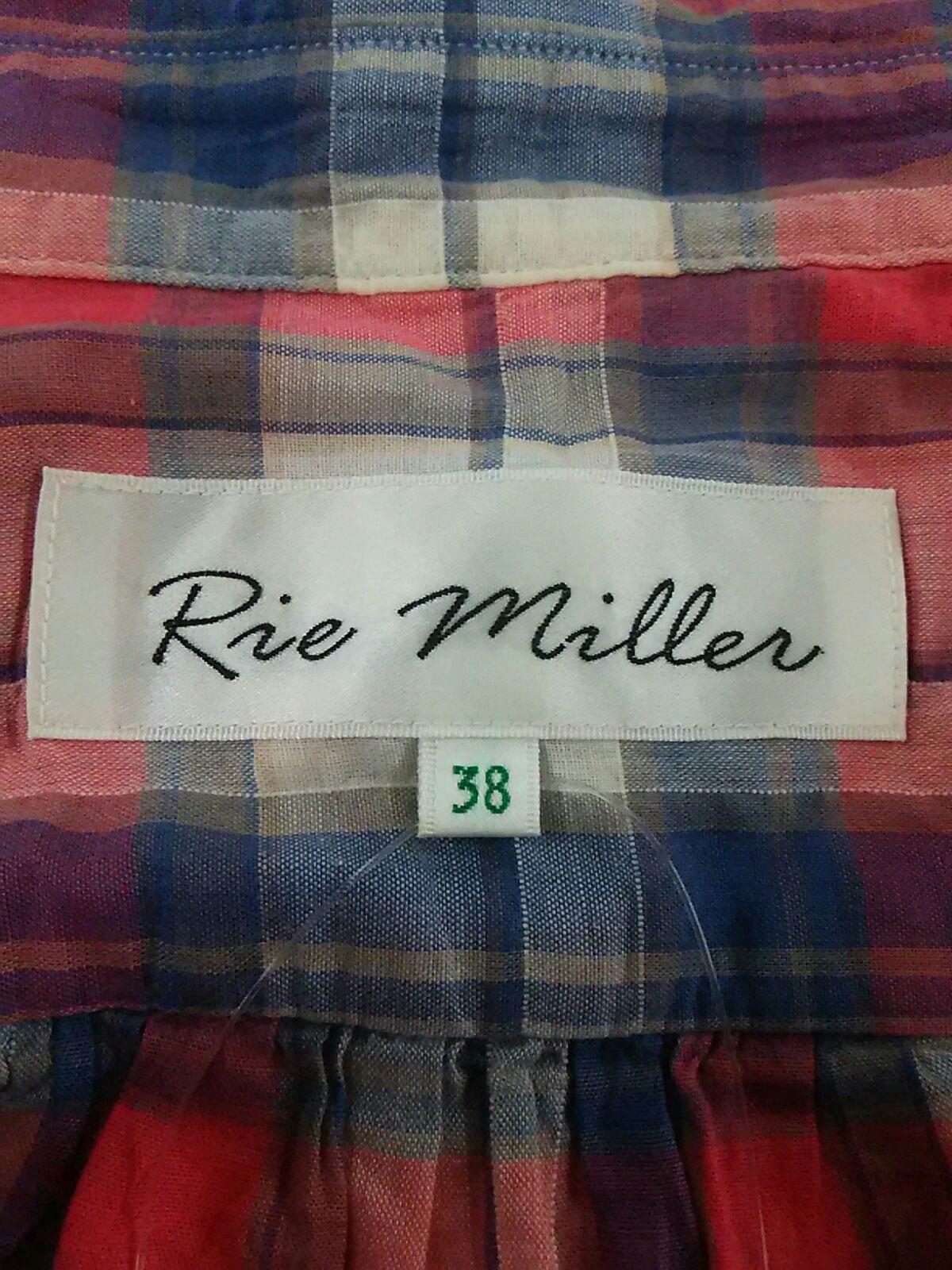 Rie Miller(リエミラー)のシャツブラウス
