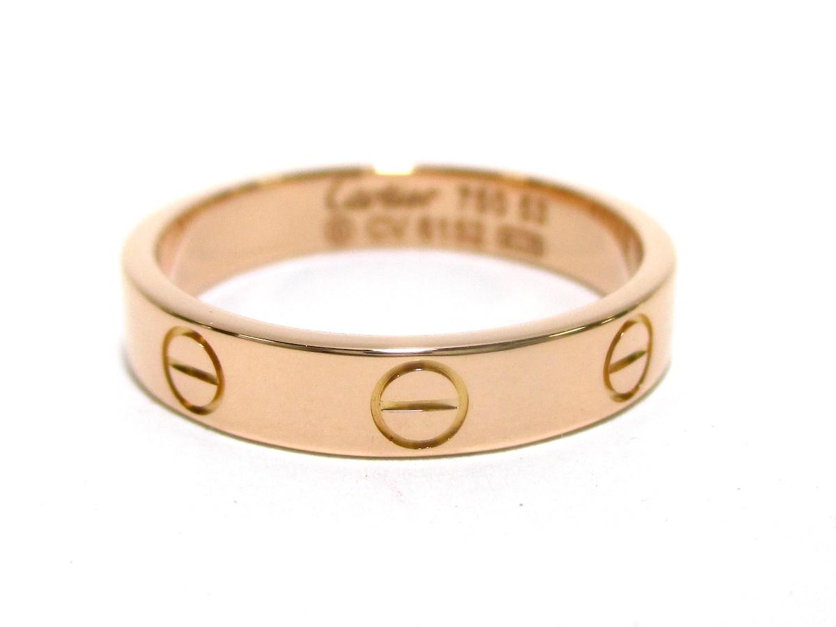 Cartier(カルティエ)のミニラブ