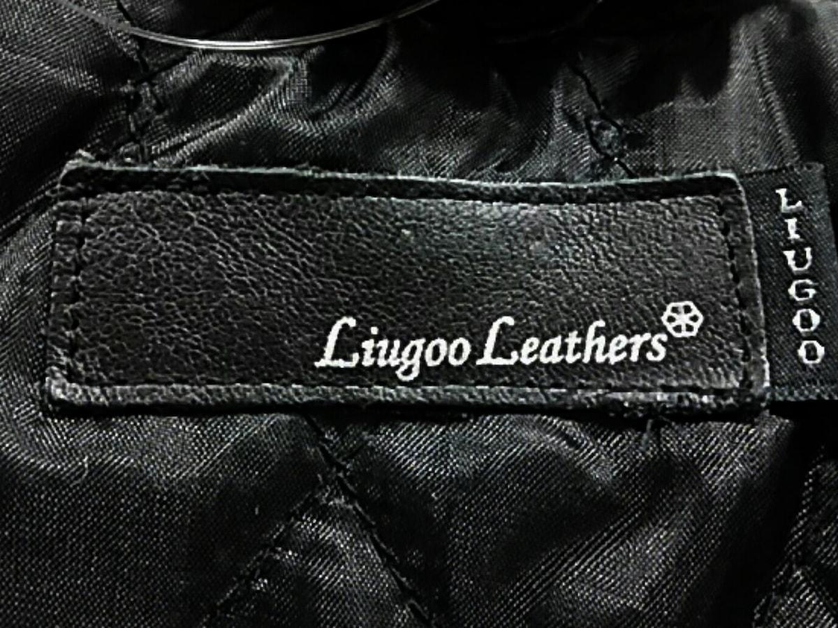 Liugoo Leathers(リューグーレザーズ)のブルゾン