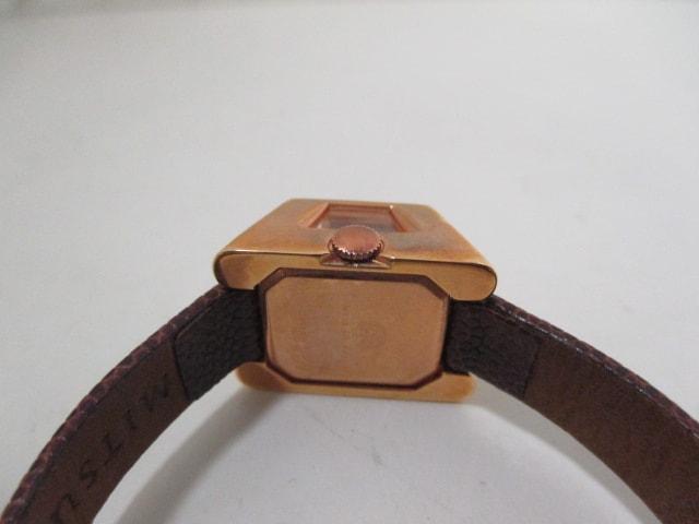MITSUO KAJI(ミツオ カジ)の腕時計