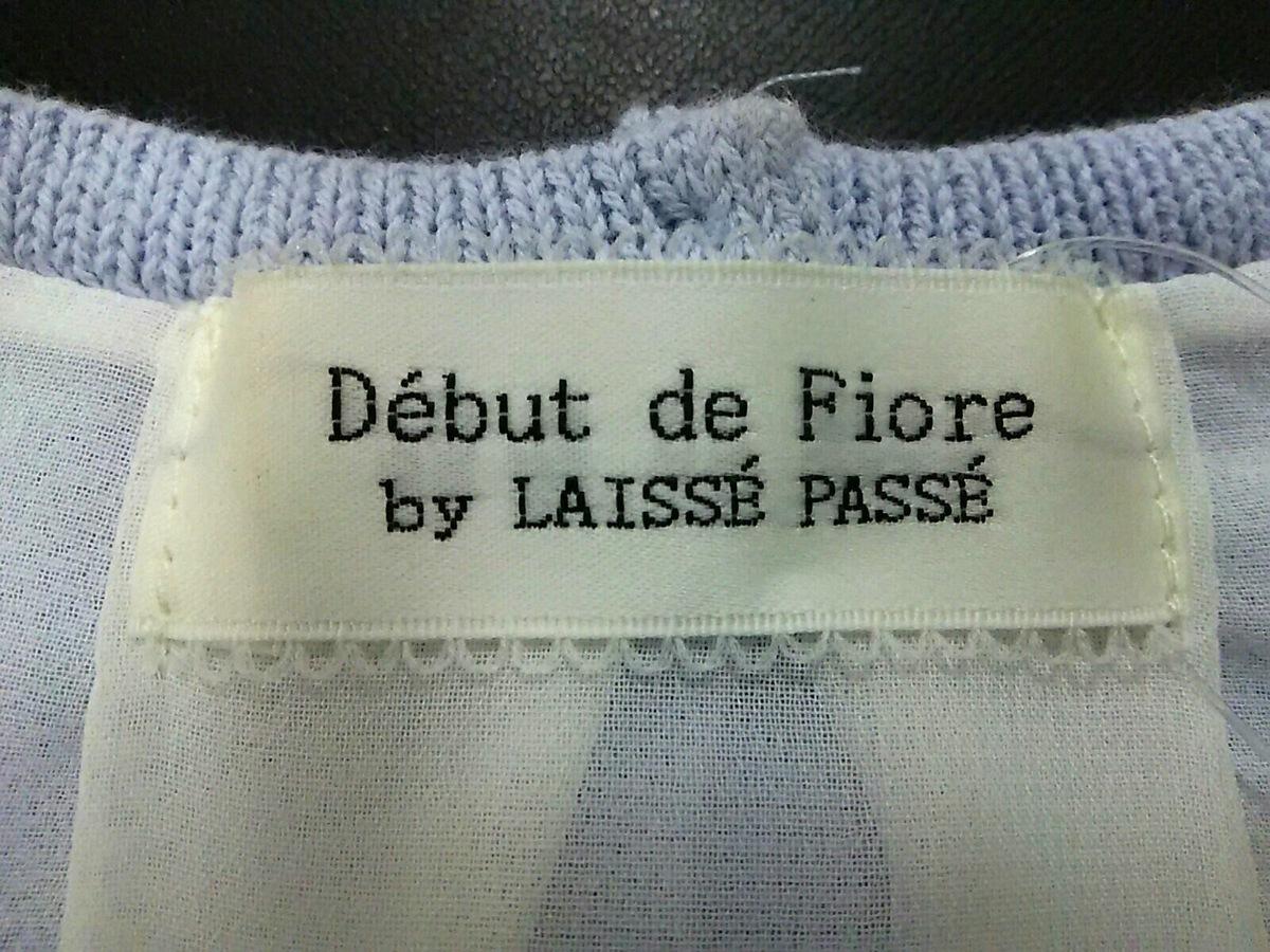 Debut de Fiore(デビュードフィオレ)のカットソー