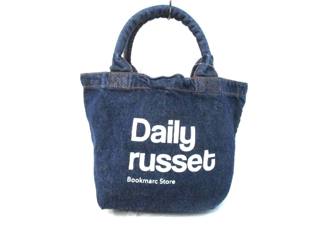 Daily russet(デイリーラシット)のトートバッグ