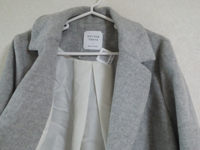 UNITED TOKYO(ユナイテッド トウキョウ)のコート