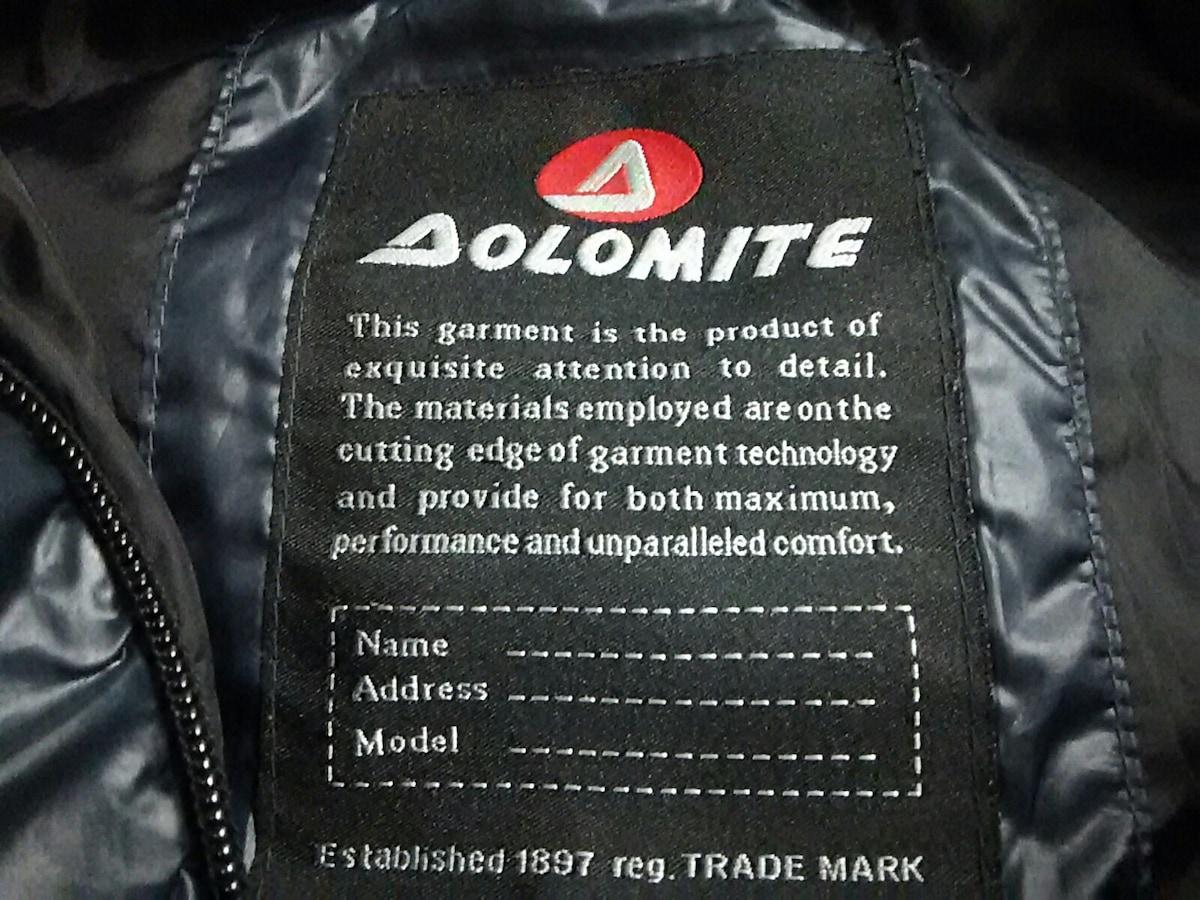 DOLOMITE(ドロミテ)のダウンコート