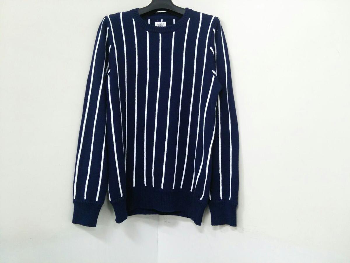 MR.GENTLEMAN(ミスタージェントルマン)のセーター