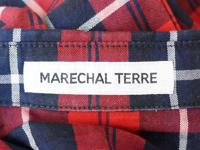 MARECHAL TERRE(マルシャル・テル)のシャツブラウス