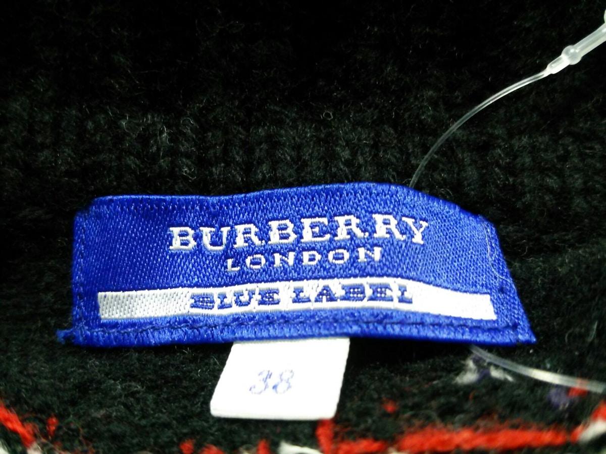 Burberry Blue Label(バーバリーブルーレーベル)のポンチョ