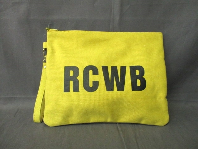 RCWBRODEOCROWNSWIDEBOWL(ロデオクラウンズ)のクラッチバッグ