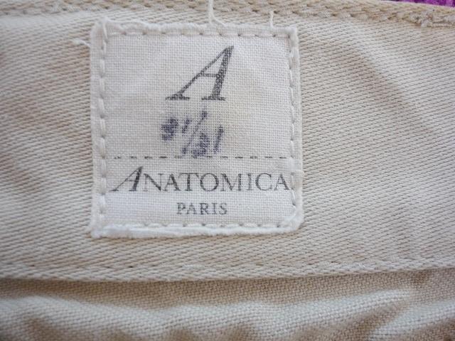 ANATOMICA(アナトミカ)のパンツ