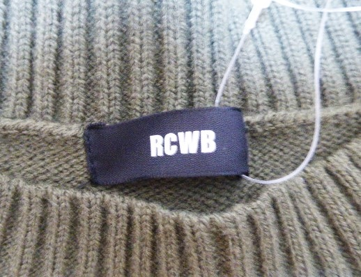 RCWB RODEOCROWNS WIDE BOWL(ロデオクラウンズ)のワンピース