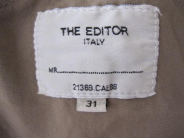 THEEDITOR(エディター)のパンツ