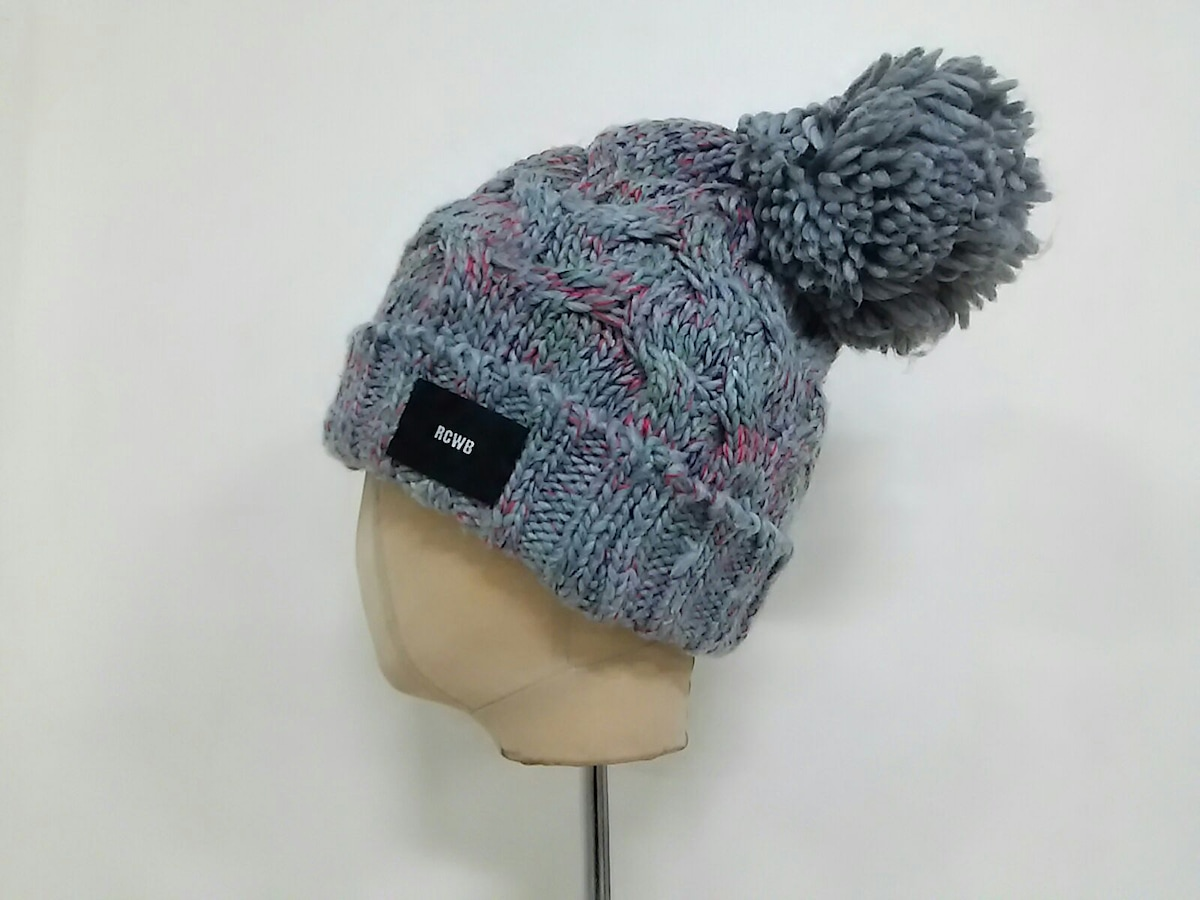 RCWBRODEOCROWNSWIDEBOWL(ロデオクラウンズ)の帽子