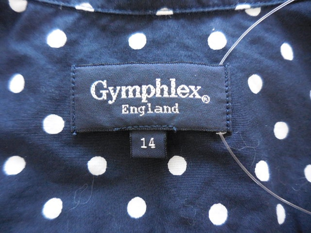 Gymphlex(ジムフレックス)のシャツブラウス