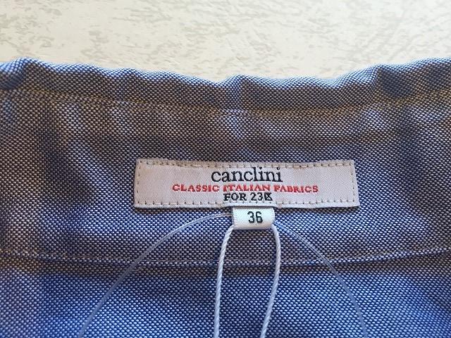 canclini(カンクリーニ)のシャツブラウス