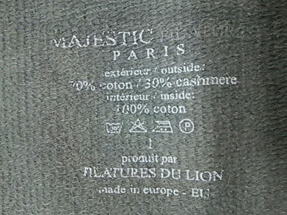 MAJESTICFILATURES(マジェスティックフィラチュール)のワンピース