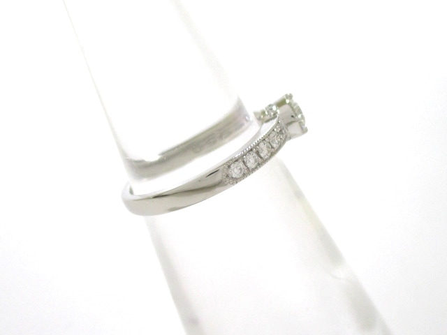 THE LAZARE DIAMOND(ラザールダイヤモンド)のリング