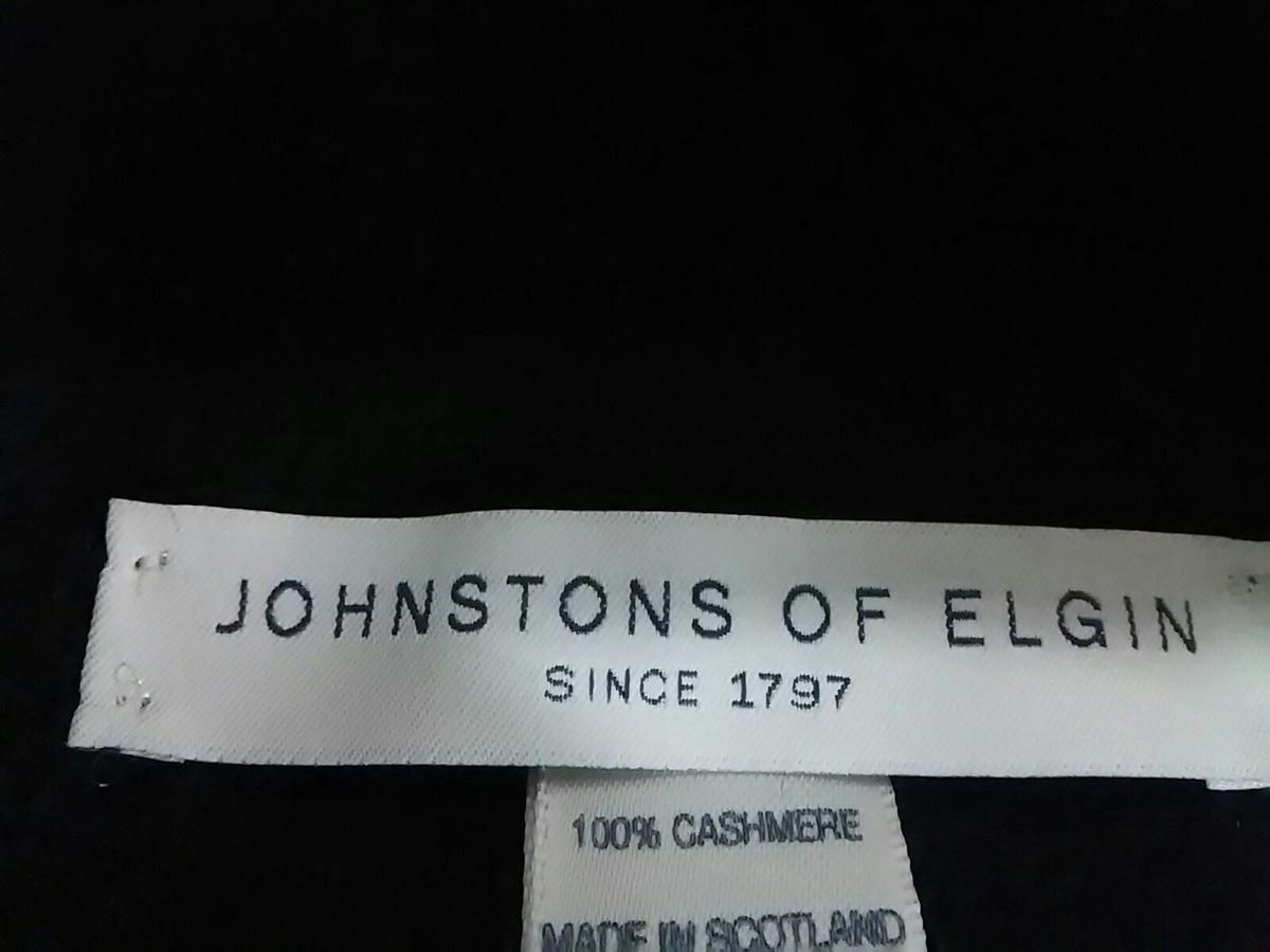 johnstons of elgin(ジョンストンズ)のマフラー