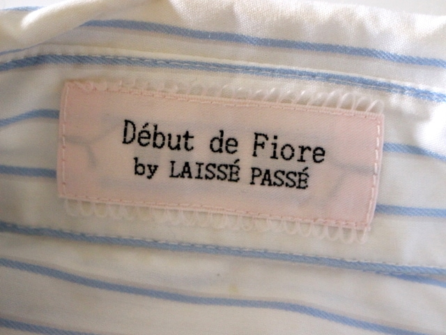 Debut de Fiore(デビュードフィオレ)のシャツブラウス