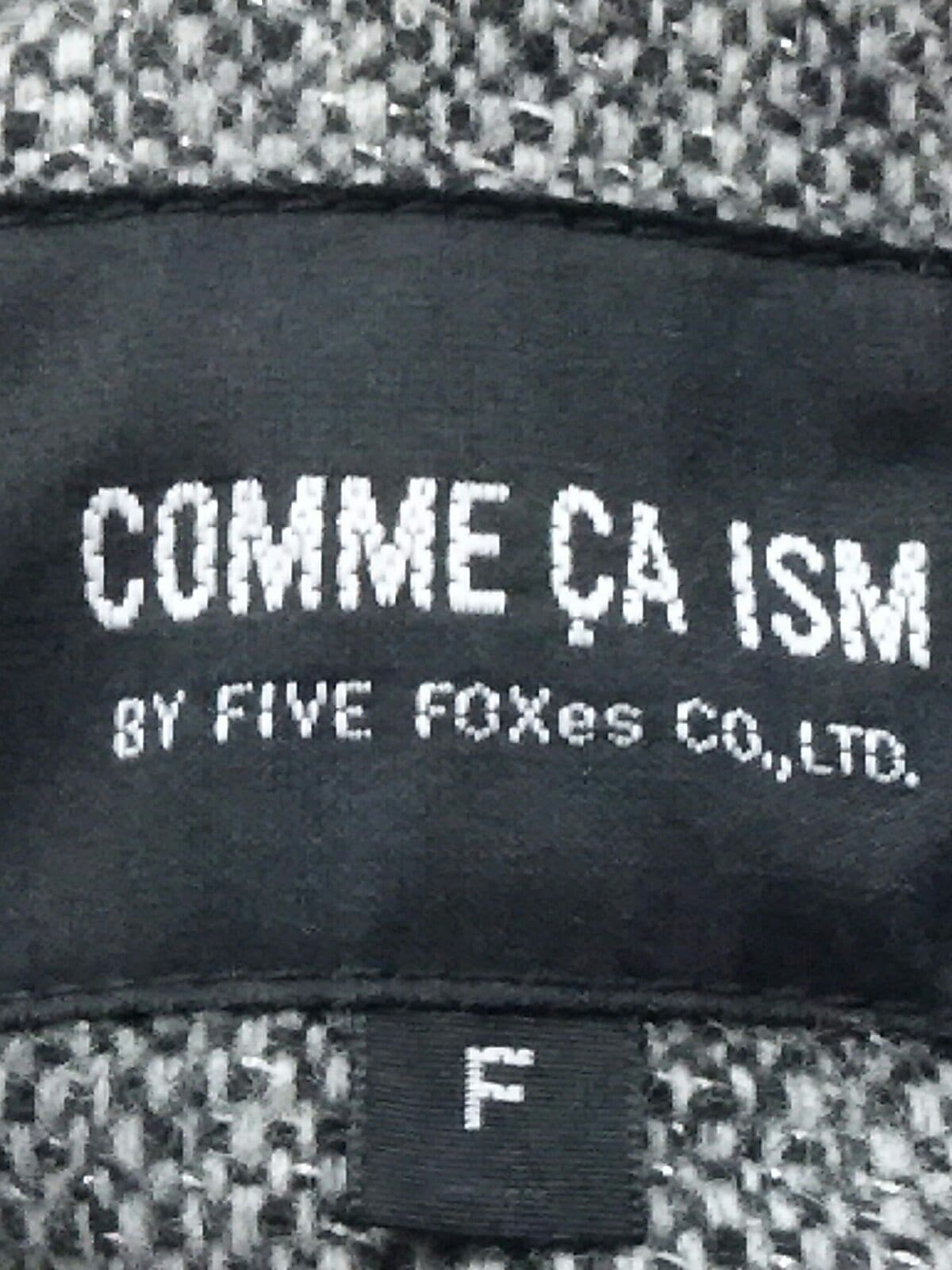 COMME CA ISM(コムサイズム)のコート
