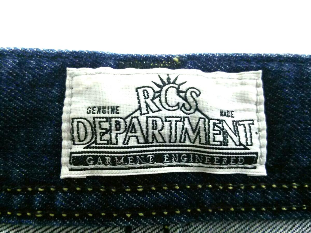 RCWBRODEOCROWNSWIDEBOWL(ロデオクラウンズ)のジーンズ