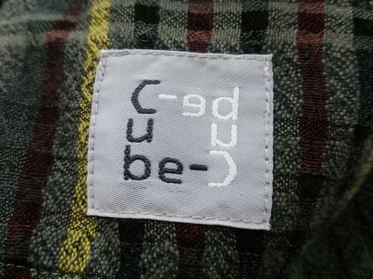 Cube-Cube(キューブキューブ)のスカート