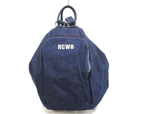 RCWBRODEOCROWNSWIDEBOWL(ロデオクラウンズ)のリュックサック