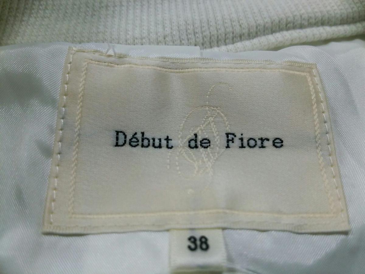 Debut de Fiore(デビュードフィオレ)のブルゾン