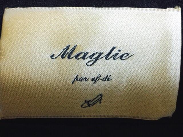Maglieparef-de(マーリエ)のジャケット
