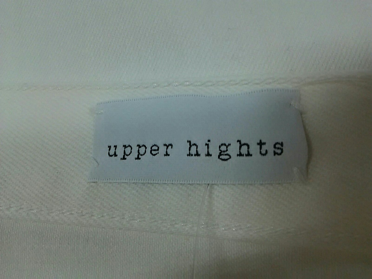 upper hights(アッパーハイツ)のパンツ