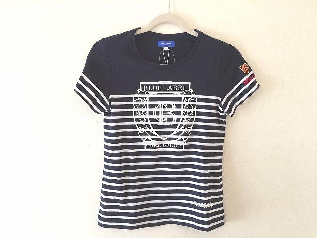 BLUELABELCRESTBRIDGE(ブルーレーベルクレストブリッジ)のTシャツ