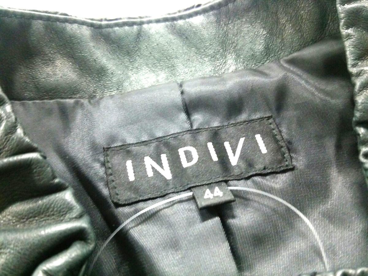 INDIVI(インディビ)のブルゾン