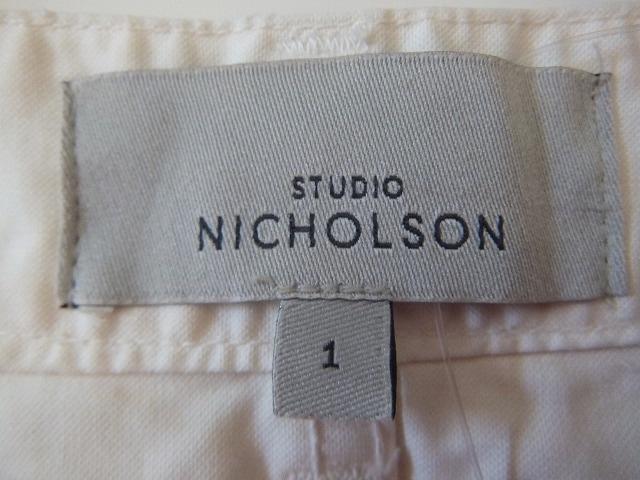 STUDIO NICHOLSON(スタジオニコルソン)のパンツ