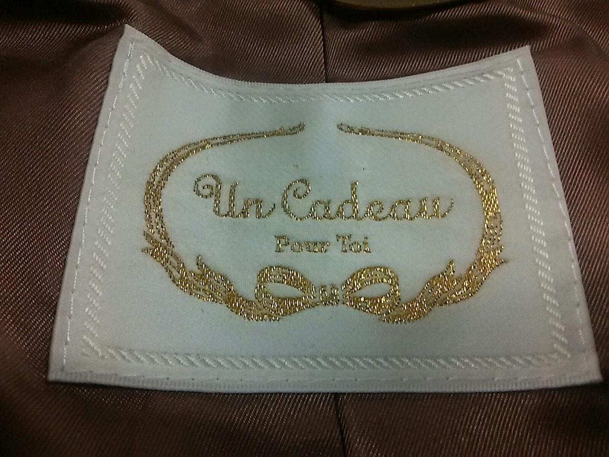 UnCadeau(アンカドゥ)のコート