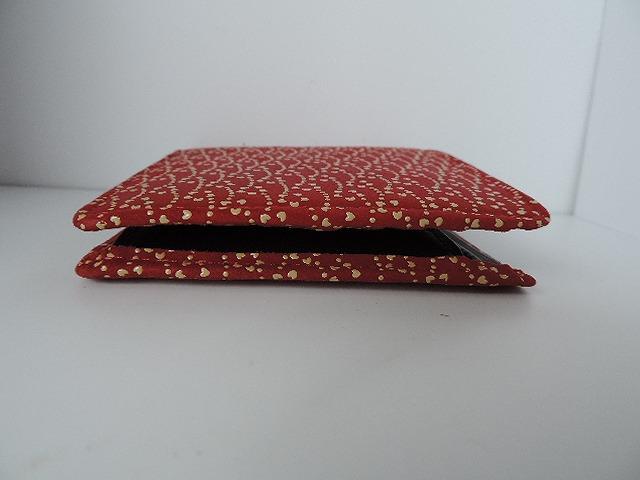 Kotoinden(古都印伝)(コトインデン)の2つ折り財布