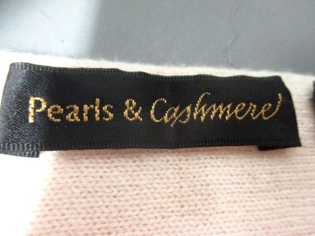 Pearls&Cashmere(パールズカシミア)のマフラー