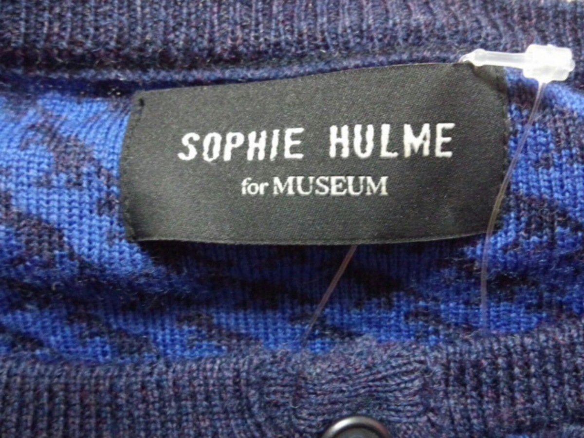 SOPHIE HULME(ソフィーヒュルム)のカーディガン