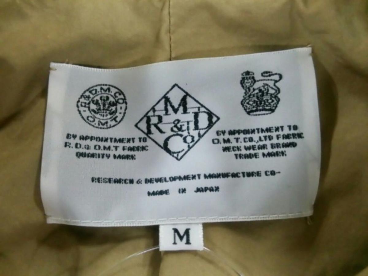R&D.M.Co-(オールドマンズテーラー)のブルゾン
