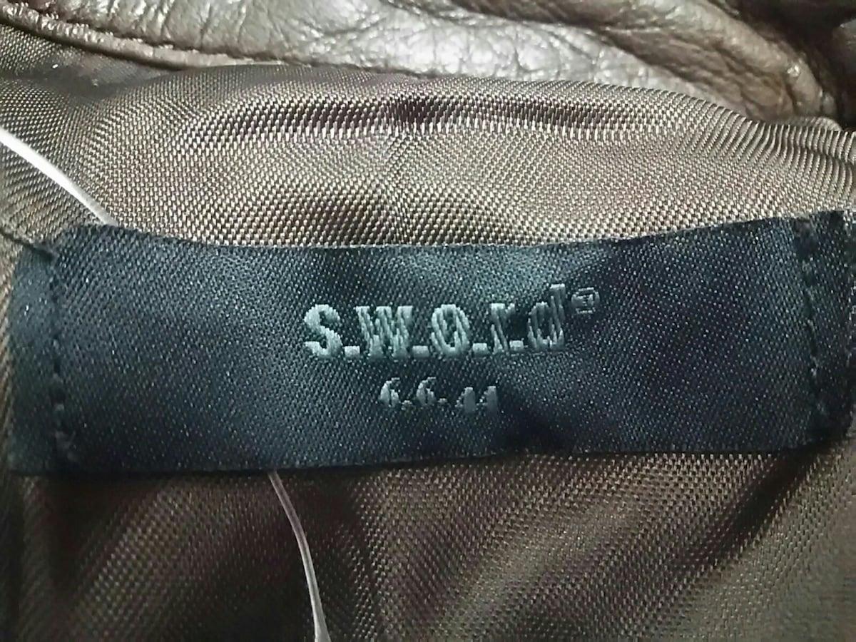 s.w.o.r.d(スウォード)のブルゾン