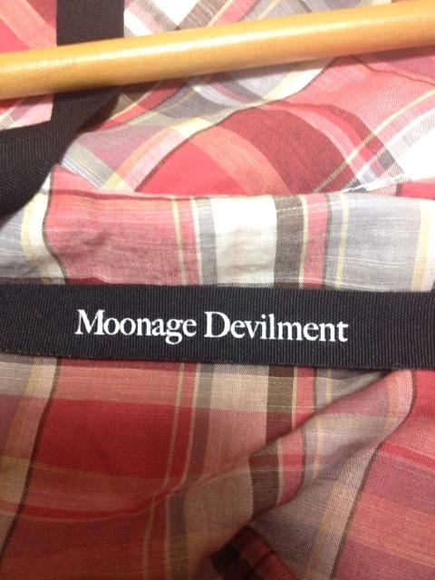 Moonage Devilment(ムーンエイジデビルメント)のシャツブラウス