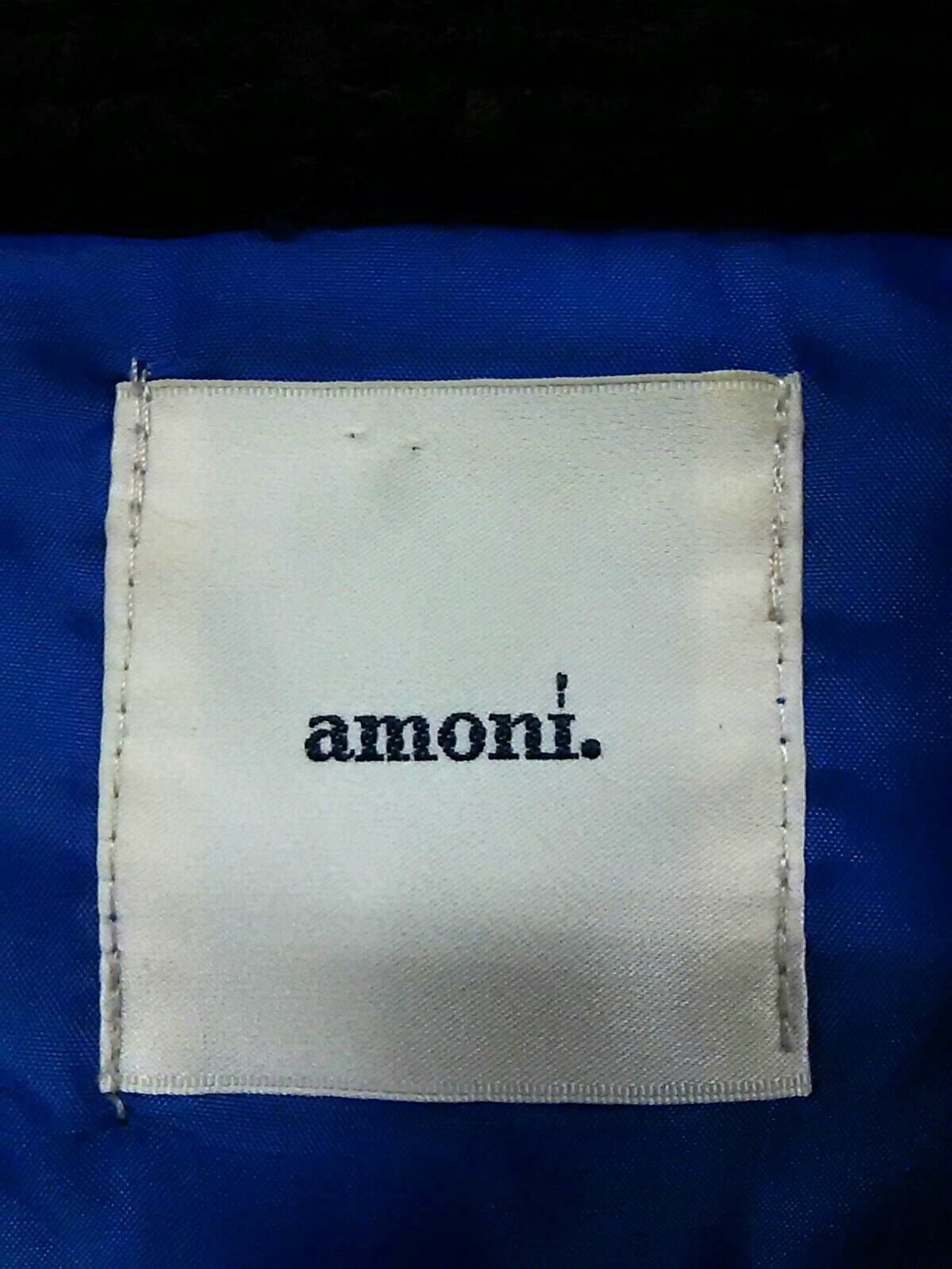 amoni.(アモン)のダウンベスト