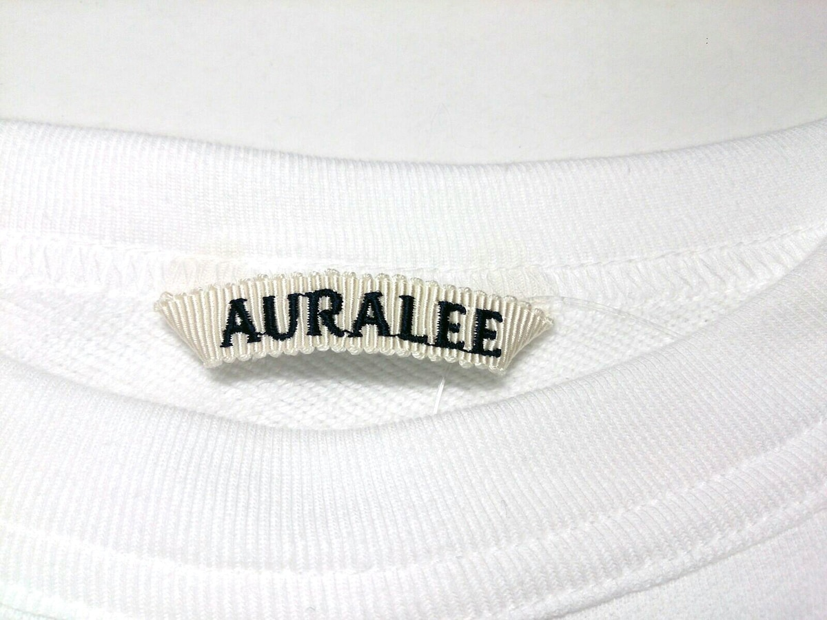 AURALEE(オーラリー)のトレーナー