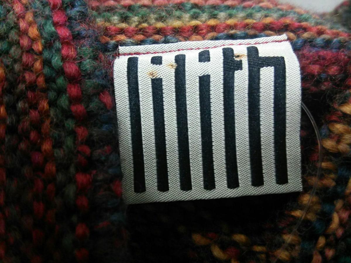 lilith(リリス)のセーター