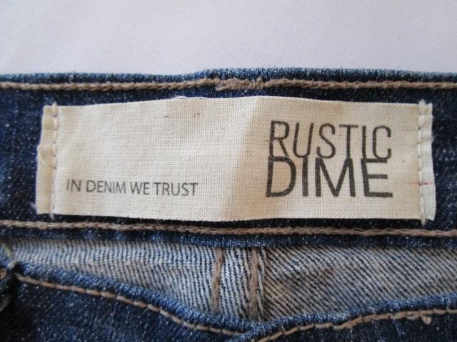 RUSTICDIME(ラスティックダイム)のジーンズ