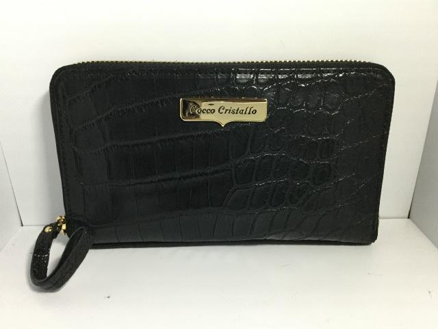 COCCOCRISTALLO(コッコクリスターロ)の長財布