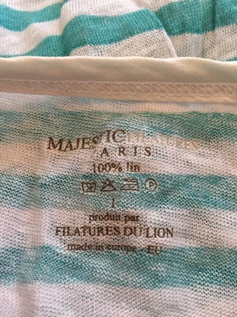MAJESTIC FILATURES(マジェスティックフィラチュール)のTシャツ