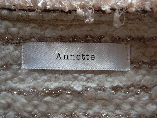 Annette(アネット)のジャケット