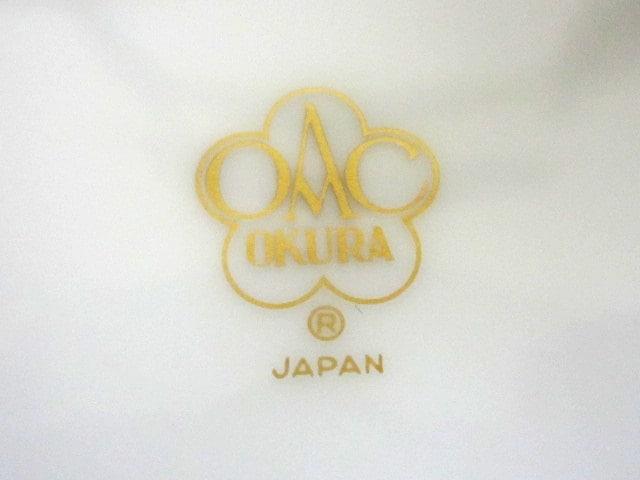 okurachina(大倉陶園)(オオクラチャイナ)の食器
