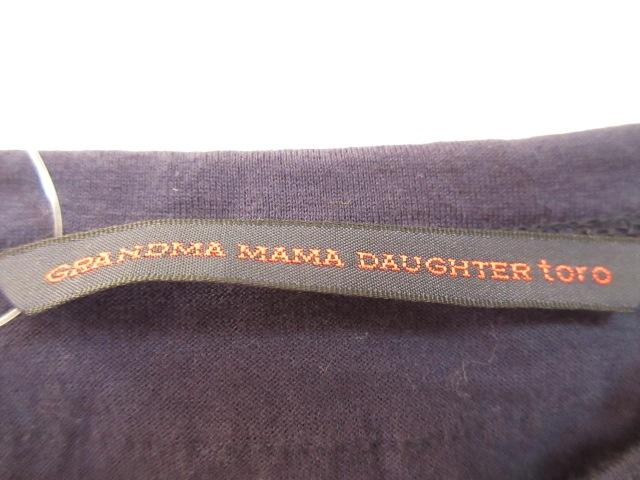 GRANDMAMAMADAUGHTER(グランマママドーター)のカットソー