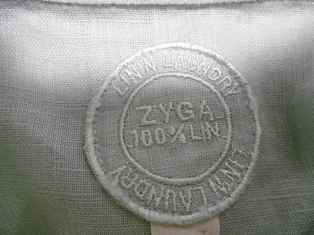 ZYGA(ジガ)のシャツブラウス